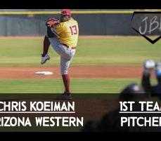Chris Koeiman Card